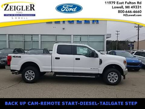 2021 Ford F-250 Super Duty for sale at Zeigler Ford of Plainwell- Jeff Bishop in Plainwell MI