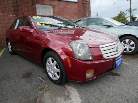 2006 Cadillac CTS for sale at MICHAEL ANTHONY AUTO SALES in Plainfield NJ