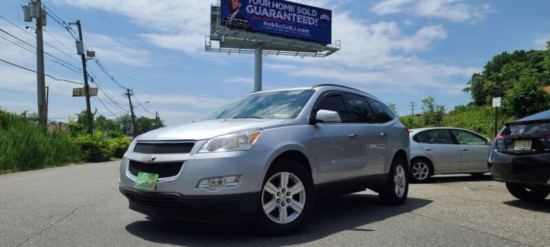 2011 Chevrolet Traverse for sale at Car Leaders NJ, LLC in Hasbrouck Heights NJ