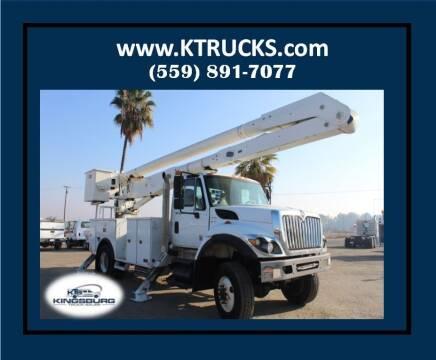 2012 International 7300 for sale at Kingsburg Truck Center in Kingsburg CA