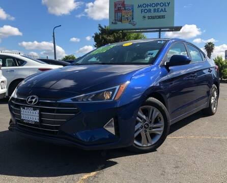 2020 Hyundai Elantra for sale at LUGO AUTO GROUP in Sacramento CA