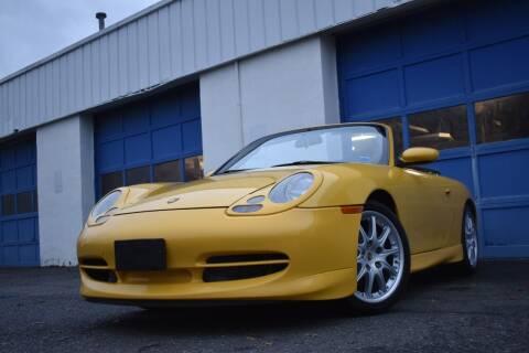 2000 Porsche 911 for sale at IdealCarsUSA.com in East Windsor NJ