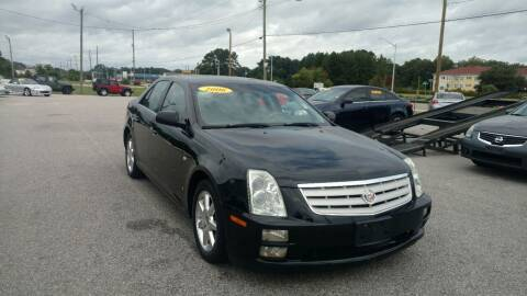2006 Cadillac STS for sale at Kelly & Kelly Supermarket of Cars in Fayetteville NC