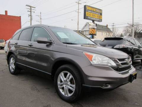 2010 Honda CR-V for sale at DRIVE TREND in Cleveland OH