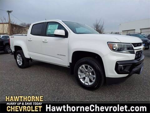 2021 Chevrolet Colorado for sale at Hawthorne Chevrolet in Hawthorne NJ