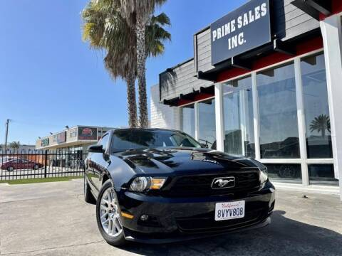 2012 Ford Mustang for sale at Prime Sales in Huntington Beach CA