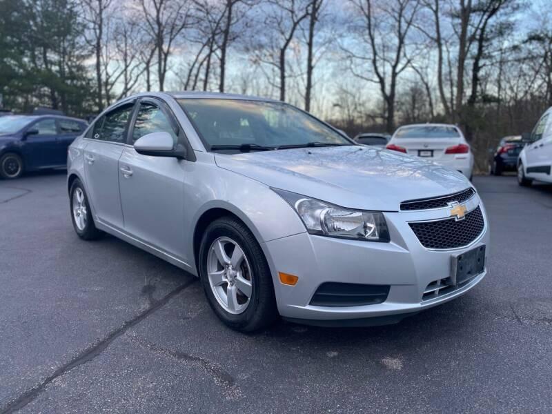 2014 Chevrolet Cruze for sale at 5 Corners Auto in Easton MA
