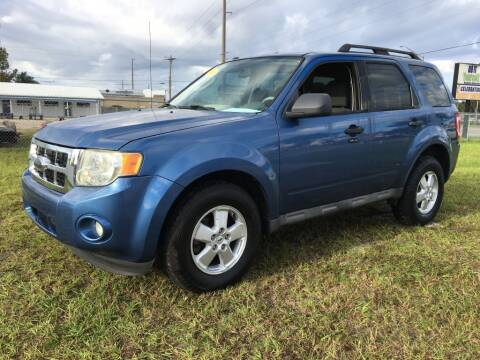 2009 Ford Escape for sale at First Coast Auto Connection in Orange Park FL