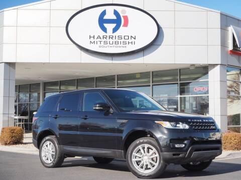 2015 Land Rover Range Rover Sport for sale at Harrison Imports in Sandy UT