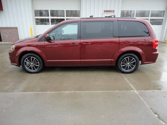 2019 Dodge Grand Caravan for sale at Quality Motors Inc in Vermillion SD