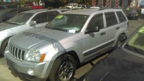2006 Jeep Grand Cherokee for sale at Granite Motor Co 2 in Hickory NC