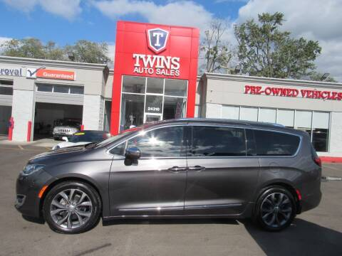 2020 Chrysler Pacifica for sale at Twins Auto Sales Inc in Detroit MI