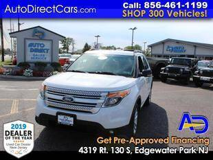 2014 Ford Explorer for sale at Auto Direct Trucks.com in Edgewater Park NJ
