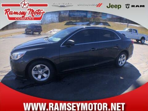 2015 Chevrolet Malibu for sale at RAMSEY MOTOR CO in Harrison AR