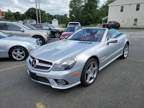2009 Mercedes-Benz SL-Class for sale at Top Quality Auto Sales in Westport MA