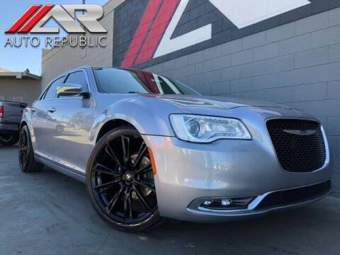 2017 Chrysler 300 for sale at Auto Republic Fullerton in Fullerton CA