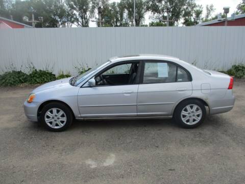 2003 Honda Civic for sale at Chaddock Auto Sales in Rochester MN