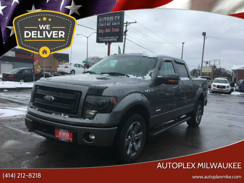 2013 Ford F-150 for sale at Autoplex 3 in Milwaukee WI