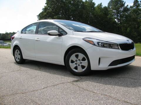 2017 Kia Forte for sale at Warner's Auto Sales in Greenwood SC