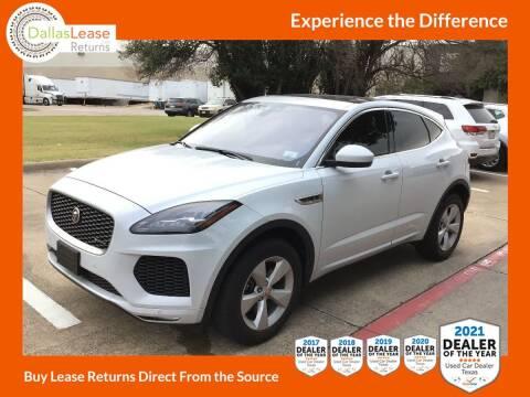 2018 Jaguar E-PACE for sale at Dallas Auto Finance in Dallas TX