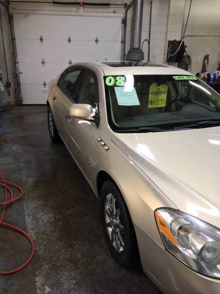 2008 Buick Lucerne for sale at MICHAEL'S AUTO SALES in Mount Clemens MI