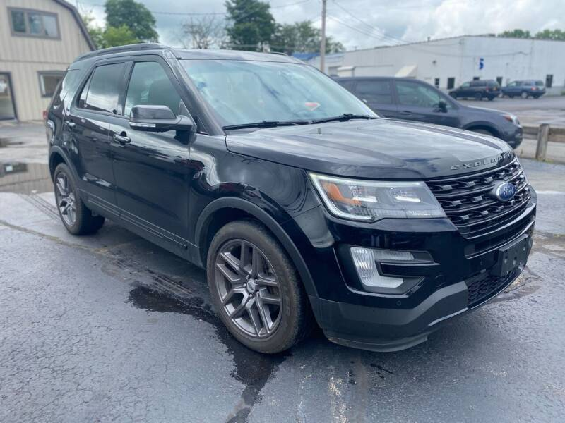 2016 Ford Explorer for sale at RS Motors in Falconer NY
