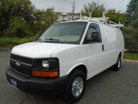 2011 Chevrolet Express Cargo for sale at Master Auto in Revere MA