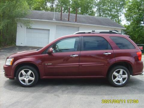2008 Pontiac Torrent for sale at Northport Motors LLC in New London WI