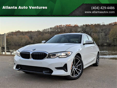 2020 BMW 3 Series for sale at Atlanta Auto Ventures in Roswell GA