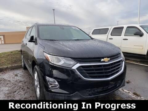 2020 Chevrolet Equinox for sale at Jeff Drennen GM Superstore in Zanesville OH