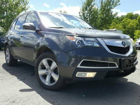 2012 Acura MDX for sale at GLOVECARS.COM LLC in Johnstown NY