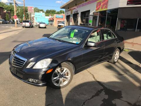 2010 Mercedes-Benz E-Class for sale at 696 Automotive Sales & Service in Troy NY