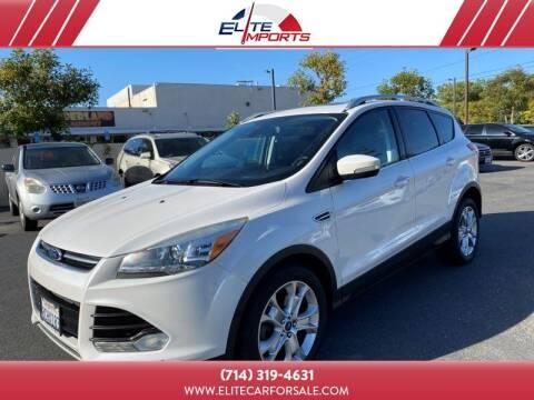 2014 Ford Escape for sale at MIKE AHWAZI in Santa Ana CA