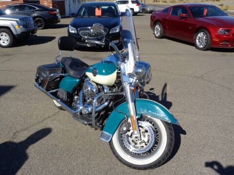 2009 Harley-Davidson FLHRC Road King Classic for sale at John's Auto Mart in Kennewick WA