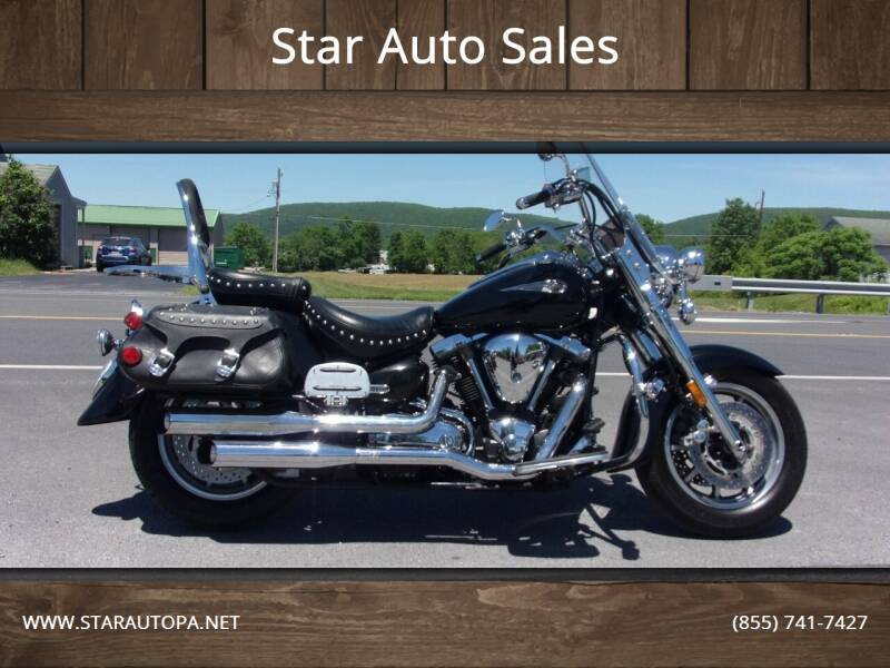2005 Yamaha Road Star for sale at Star Auto Sales in Fayetteville PA