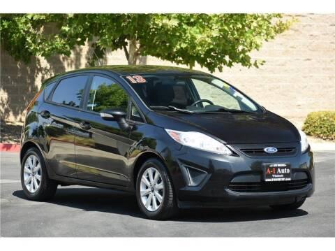 2013 Ford Fiesta for sale at A-1 Auto Wholesale in Sacramento CA