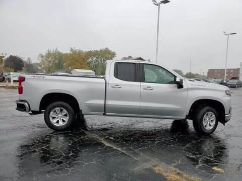 2021 Chevrolet Silverado 1500 for sale at Hawk Chevrolet of Bridgeview in Bridgeview IL