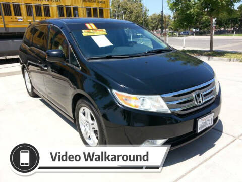 2011 Honda Odyssey for sale at Super Cars Sales Inc #1 - Super Auto Sales Inc #2 in Modesto CA