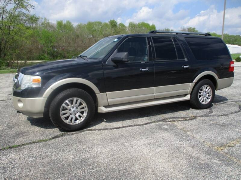 2010 Ford Expedition EL for sale at Crossroads Used Cars Inc. in Tremont IL