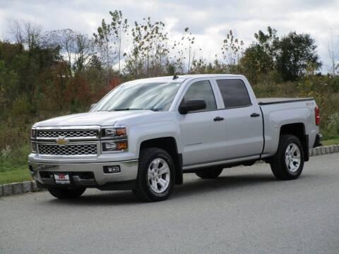 2014 Chevrolet Silverado 1500 for sale at R & R AUTO SALES in Poughkeepsie NY