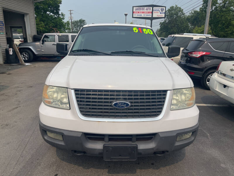 2004 Ford Expedition for sale at Roy's Auto Sales in Harrisburg PA
