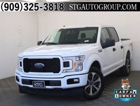 2019 Ford F-150 for sale at STG Auto Group in Montclair CA