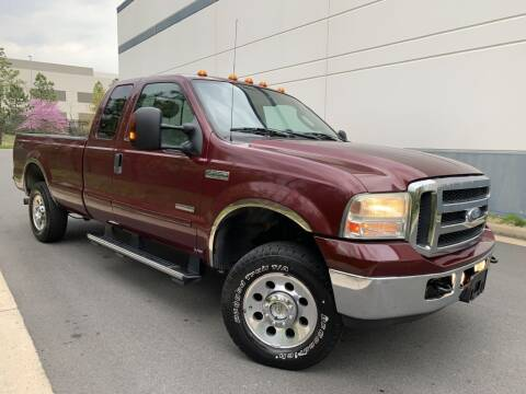 2007 Ford F-250 Super Duty for sale at PM Auto Group LLC in Chantilly VA