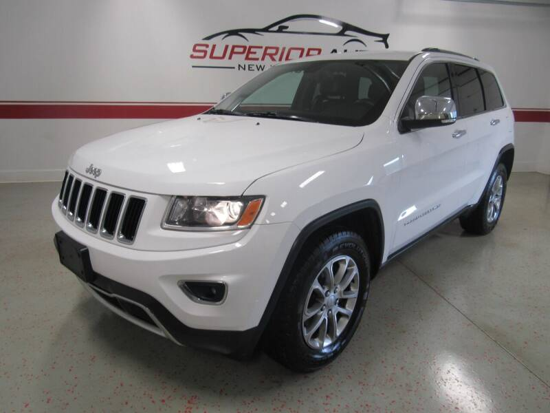 2015 Jeep Grand Cherokee for sale at Superior Auto Sales in New Windsor NY