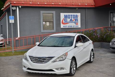 2013 Hyundai Sonata for sale at Motor Car Concepts II - Kirkman Location in Orlando FL