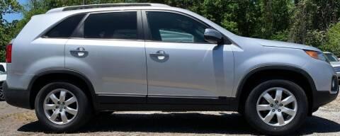 2012 Kia Sorento for sale at Square 1 Auto Sales - Commerce in Commerce GA