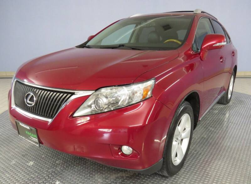 2011 Lexus RX 350 for sale at Hagan Automotive in Chatham IL