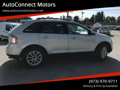 2007 Ford Edge for sale at AutoConnect Motors in Kenvil NJ