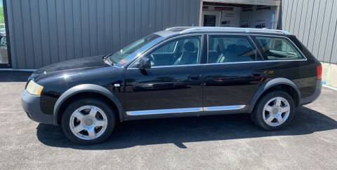 2004 Audi Allroad for sale at eurO-K in Benton ME