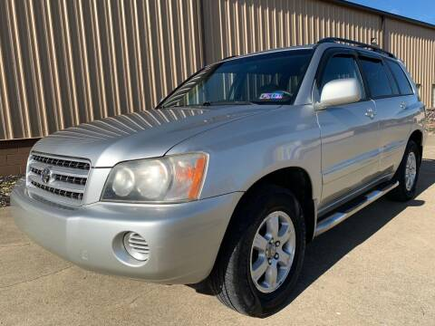 2001 Toyota Highlander for sale at Prime Auto Sales in Uniontown OH